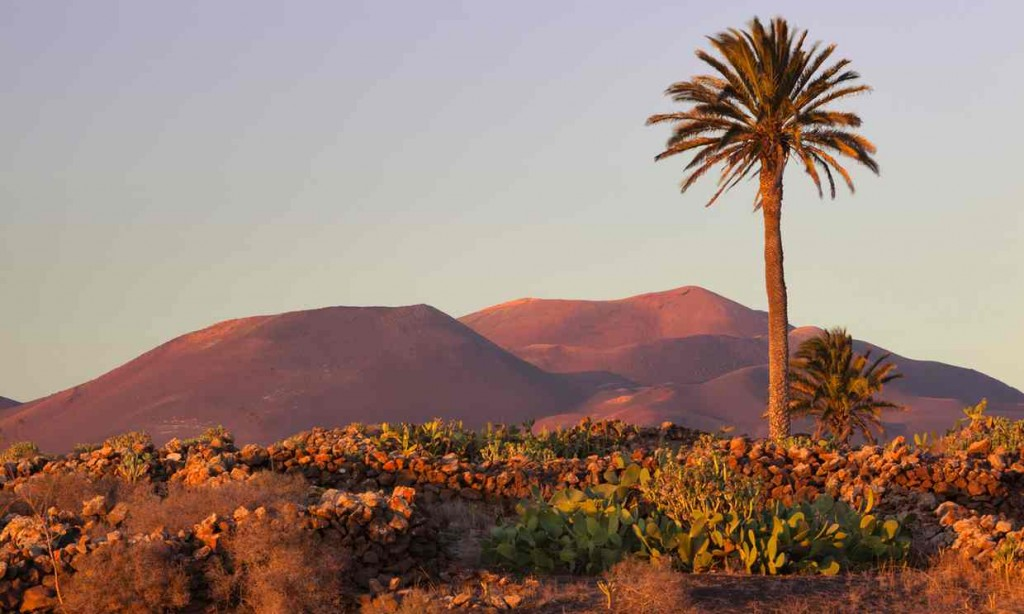 Timanfaya, Photograph: Alamy