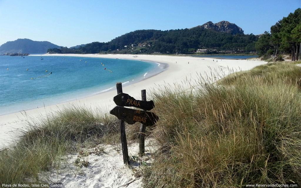 Playa De Las Rodas - Galicia