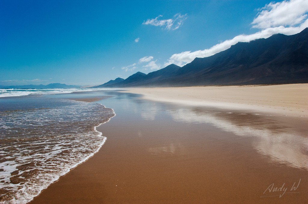 Playa de Cofete - Fuerteventura